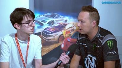 Project Cars 2 - Andy Tudor intervjuad