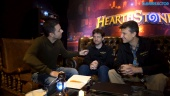 GRTV pratar med teamet bakom Hearthstone: Heroes of Warcraft