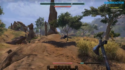 The Elder Scrolls Online: Elsweyr - Opening Gameplay