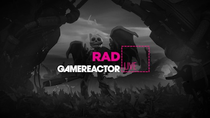 GRTV spelar Double Fines nya spel Rad