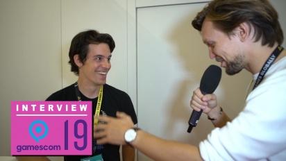 GRTV på Gamescom 19: Intervju med studion bakom Cyber Shadow