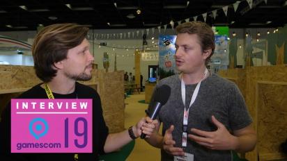 GRTV på Gamescom 19: Intervju med studion bakom Rain of Reflections