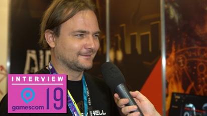 GRTV på Gamescom 19: Intervju med studion bakom Jupiter Hell