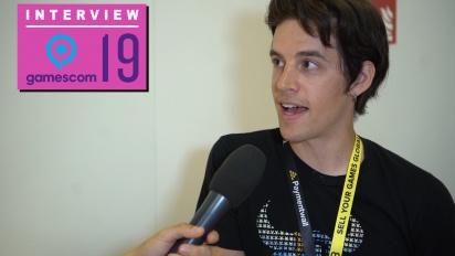 GRTV på Gamescom 19: Intervju med folket bakom Shovel Knight