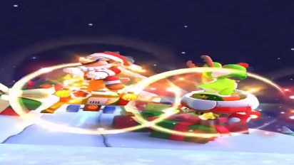 Mario Kart Tour - Winter Tour Trailer