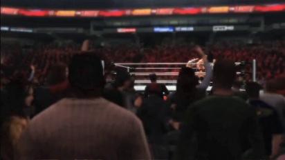 WWE 13 - Top Tips Trailer