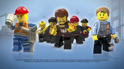Lego City Undercover: The Chase Begins - TV Spot #2
