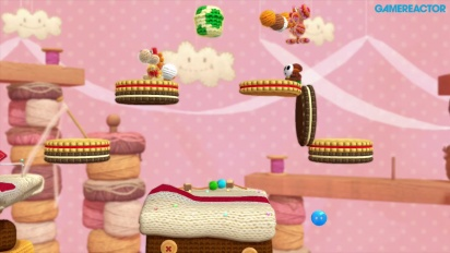 Yoshi's Woolly World - Gameplay