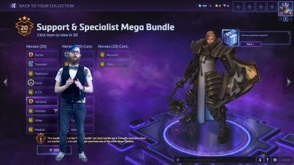 Heroes of the Storm 2.0 - Mega Bundle Video #3