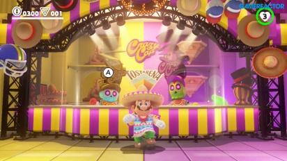 Super Mario Odyssey - Mexikansk dans