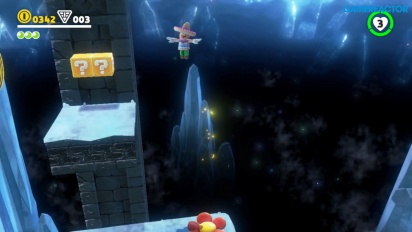 Super Mario Odyssey -  Sand Kingdom (hemligt område)