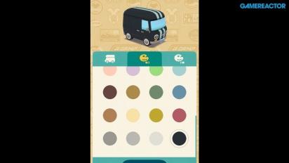 Animal Crossing: Pocket Camp - Dekorera din husbil