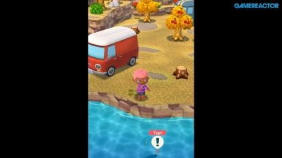 Animal Crossing: Pocket Camp - Fiske och samlande