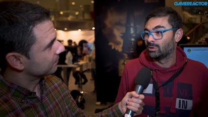 Vi intervjuar Mauricio García & Enrique Cabeza från Blasphemous