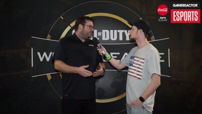 GRTV på CWL i Seattle: Vi intervjuar Kevin Flynn