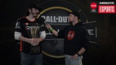 CWL Seattle - Gunless Winner's Interview