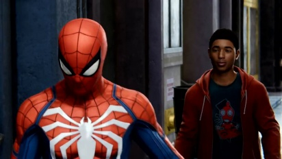 Spider-Man - Gameplay Launch Trailer