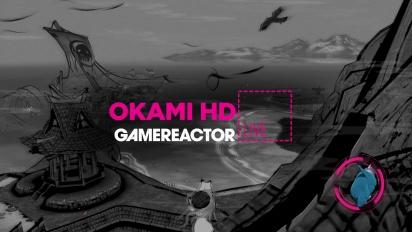 GRTV tillbringar lite tid med Okami HD