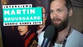 GRTV på Nordic Game 2019: Intervju med Martin Bruusgaard