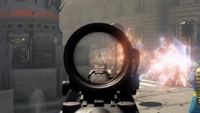 Wolfenstein: Youngblood - Exclusive 4K GeForce RTX Bundle Launch Trailer