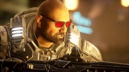 Gears 5 - Bautista Gameplay Reveal