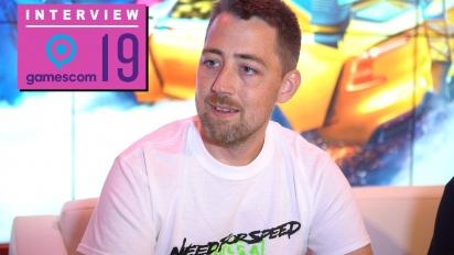 GRTV på Gamescom 19: Intervju med Ghost om Need for Speed: Heat