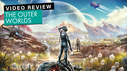 GRTV videorecenserar The Outer Worlds