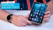 GRTV packar upp nya Samsung Galaxy Fold