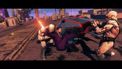 Saints Row: IV Re-Elected - Nintendo Switch Launch Trailer