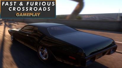 GRTV visar upp det första uppdraget i Fast & Furious Crossroads