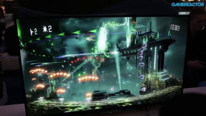 Resogun - Gamex Gameplay