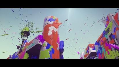 Splatoon - Launch TV Ad Splat Tokyo