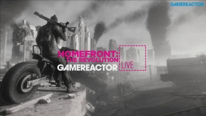 Titta på när vi spelar Homefront: The Revolution