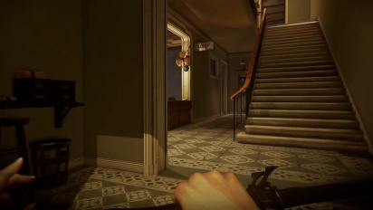 Dishonored2 - Clockwork Mansion Gameplay Trailer (Low Chaos)