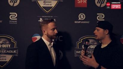 CWL Open Paris - Vi pratar Call of Duty med Momo