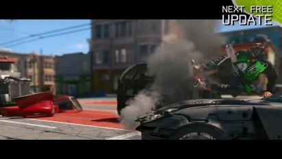 Watch Dogs 2 - 4 Player Party Mode Free Update Official Trailer