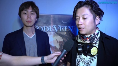 Code Vein - Keita Iizuka & Hiroshi Yoshimura intervjuade