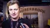 GRTV pratar med skaparen av Trüberbrook