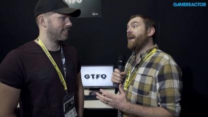 GRTV intervjuar svenskarna bakom GTFO