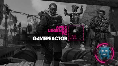 GRTV spelar Apex Legends till PC