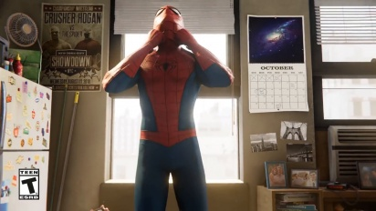 Spider-Man - The Suits of Marvel's Spider-Man Trailer