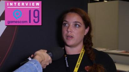 GRTV på Gamescom 19: Intervju med folket bakom Into the Dead 2
