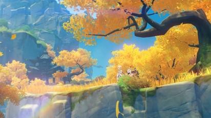 Genshin Impact - Nintendo Switch Announcement (Japanese)