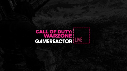 GRTV kör solorace i Call of Duty: Warzone