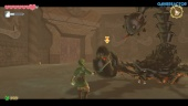 Zelda: Skyward Sword HD - Full Moldarach Boss Battle & Temple of Time Cutscene