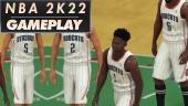 NBA 2K22 - MyTeam Draft Kings vs Lakers Full Match PS4 Gameplay
