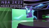 NBA 2K22 - Opening MyTeam Anniversary Edition Packs