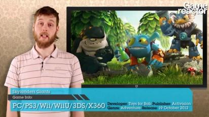 Spel att hålla utkik efter: oktober 2012