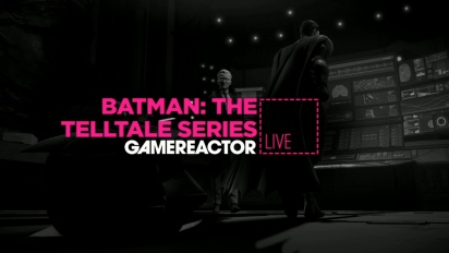 Batman: The Telltale Series - Livestream-repris