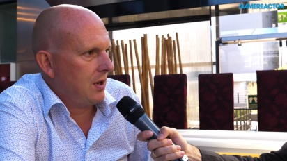 Phil Harrison intervjuad